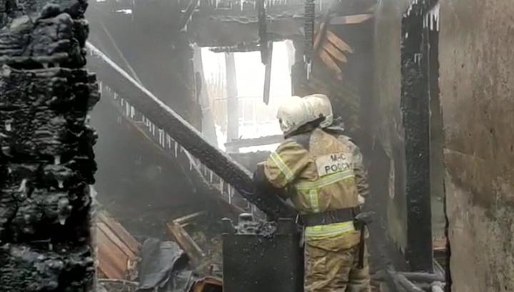 Коротнул обогреватель: стала известна причина пожара в Томской области