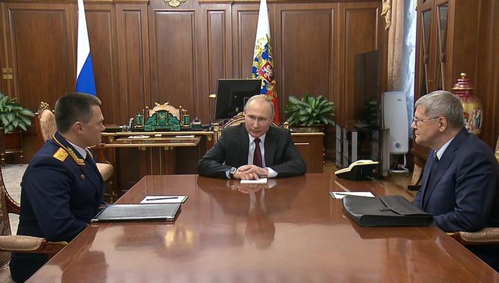 Чайке предложена должность полпреда на Северном Кавказе