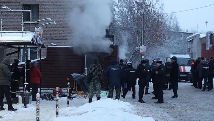 После прорыва трубы с кипятком в мини-отеле Перми задержан сотрудник МЧС