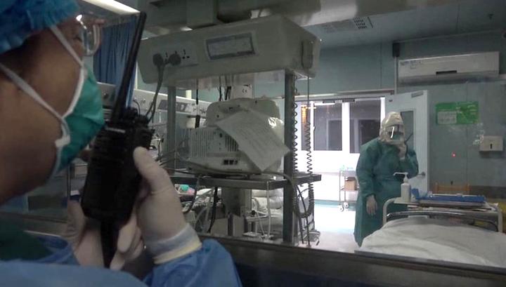 В Ухане строят спецбольницу для заразившихся смертельным коронавирусом