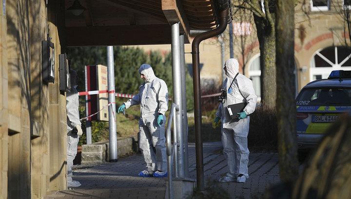 Расстрел в кафе: данные немецкой полиции