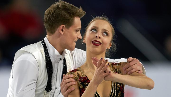 Фигуристы Бойкова и Козловский принесли России золото чемпионата Европы