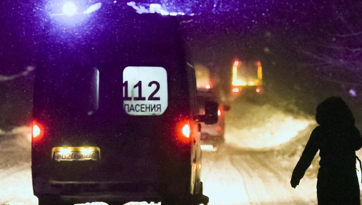 Массовое ДТП на севере Москвы, один человек погиб