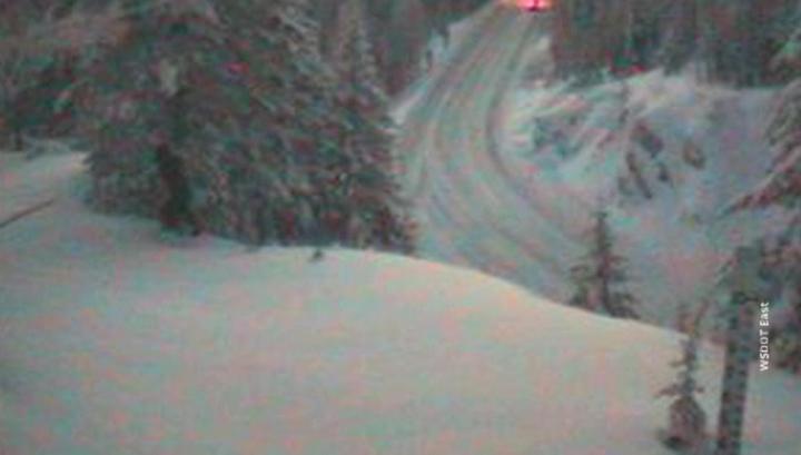 Министерство транспорта США уверено, что зафиксировало снежного человека