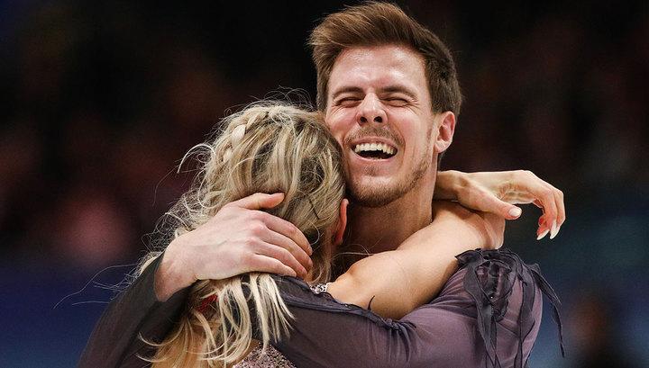 Виктория Синицина и Никита Кацалапов – чемпионы Европы в спортивных танцах