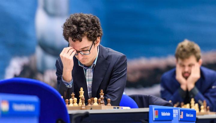 Tata Steel Chess. Каруана досрочно выиграл турнир в Вейк-ан-Зее
