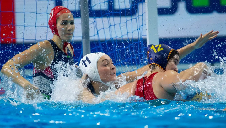 Водное поло. Женская сборная России выиграла серебро Евро-2020