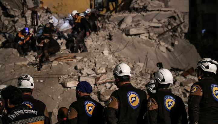 В Сирии боевики готовят провокации с химоружием