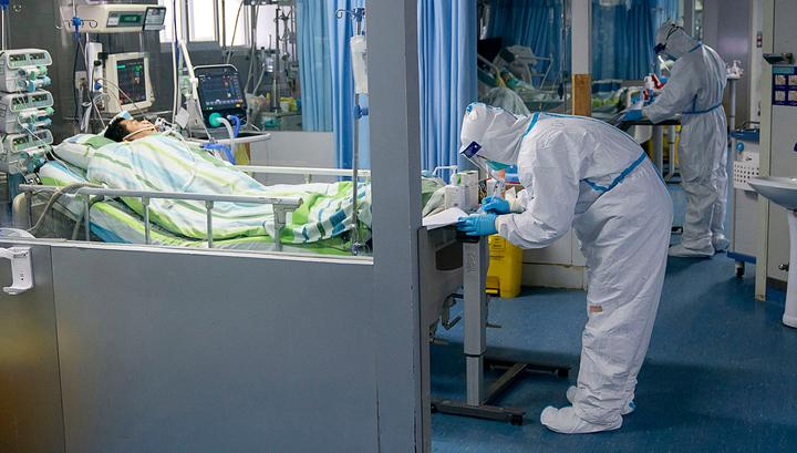 Число жертв коронавируса перевалило за сотню
