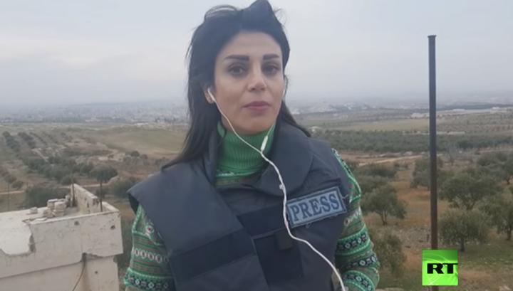 Журналистка RT, раненная в Сирии, находится в тяжелом состоянии
