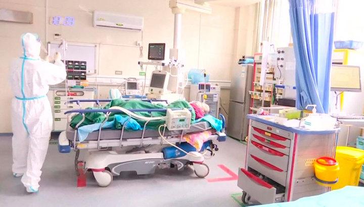 Число жертв коронавируса выросло до 304, заражены 14380 человек