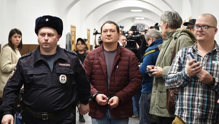 Дело Голунова: пять бывших наркополицейских арестованы до 29 марта
