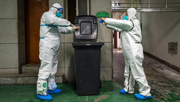 В США зафиксирован первый случай передачи коронавируса от человека к человеку