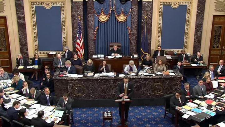 Сенат США может проголосовать по делу об импичменте Трампа