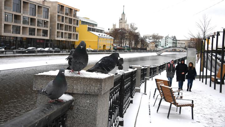 Москвичам придется пережить неделю снегопадов и скачков давления