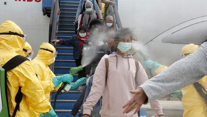 В Китае коронавирусом заражены более 17 тысяч человек