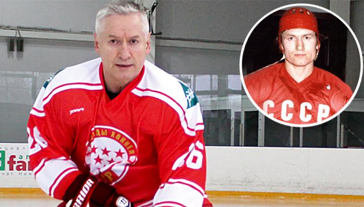 чербаев александр хоккей фото женщина