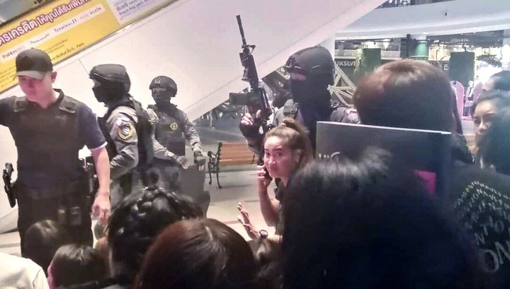 Операция в Таиланде: спецназ не нашел ни стрелка, ни заложников
