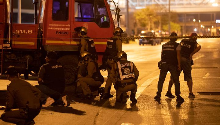 Спецназ в Таиланде взял штурмом здание, но солдат-убийца сбежал