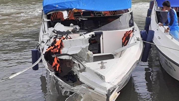 Столкновение катеров в Таиланде: погибли двое детей из России