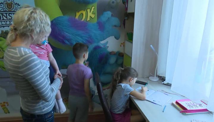 На Ямале начались выплаты повышенных пособий на детей