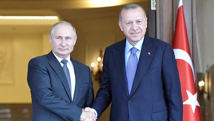 Кремль ответил на обвинения Эрдогана