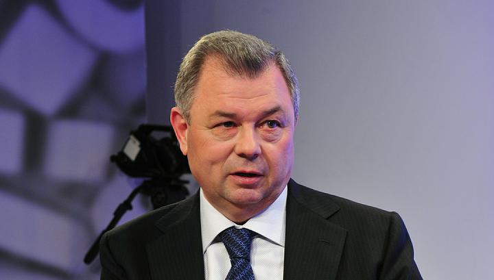 Губернатор Калужской области Артамонов ушел по собственному желанию