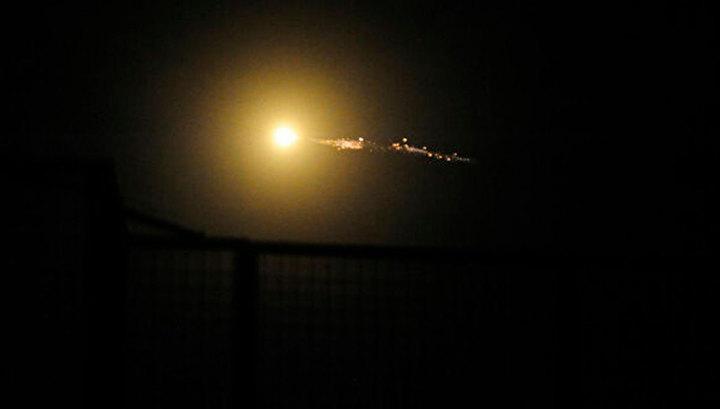 По Дамаску нанесен ракетный удар