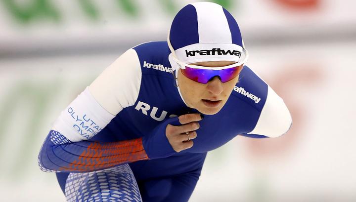 Конькобежки России выиграли две медали чемпионата мира photo