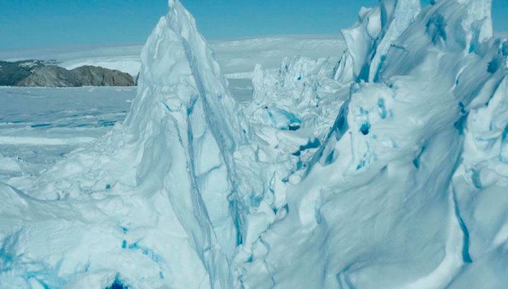 Новый температурный рекорд зафиксировали на острове Сеймур в Антарктике