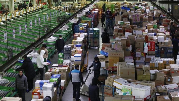 Минпромторг выступил против запрета посылок из китайских интернет-магазинов