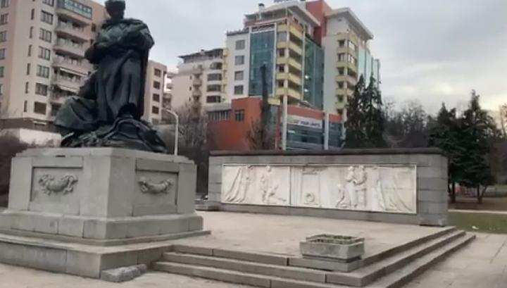 Болгарский МИД осудил осквернение могилы советских воинов