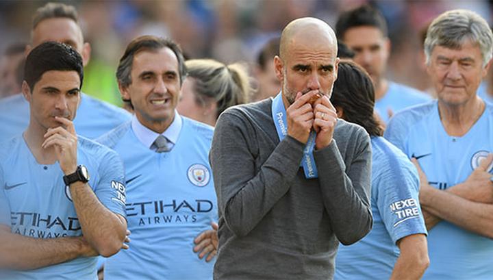 """""""Манчестер Сити"""" будет оспаривать штраф УЕФА в арбитражном суде"""