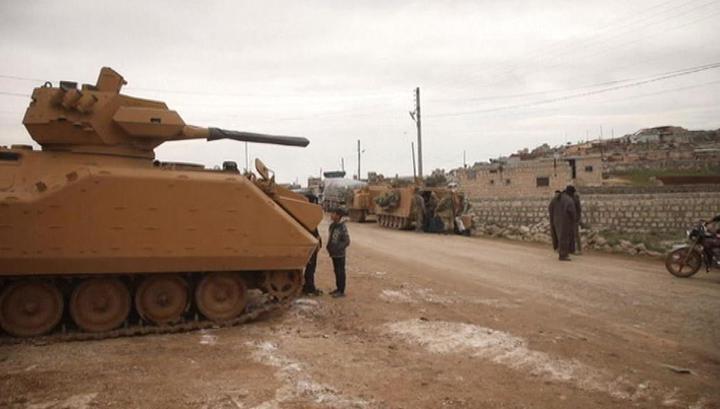 Идлиб стал камнем преткновения в Сирии