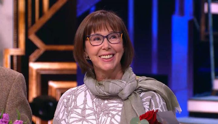 Евгения Симонова впервые показала свою приемную дочь