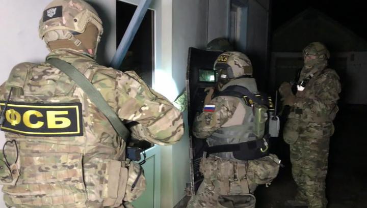 В Крыму арестован участник украинского батальона