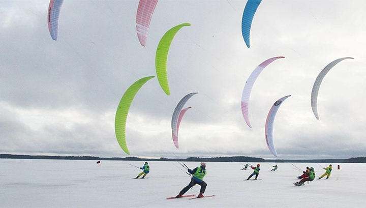Парусный спорт. Три золота россиян на зимнем чемпионате мира