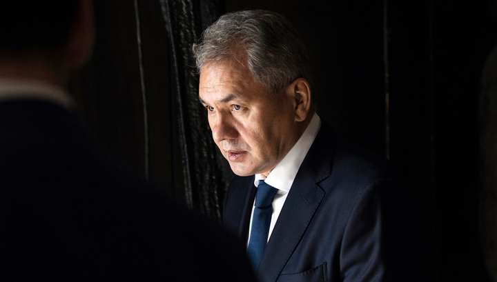 Шойгу прибыл в Рим на переговоры глав МИД и Минобороны России и Италии