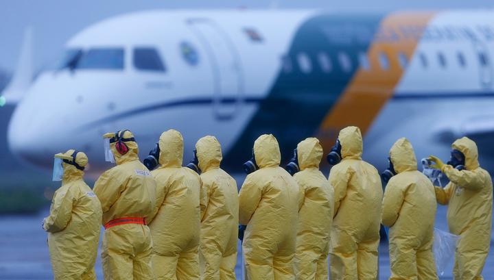 Число больных коронавирусом в Китае превысило 72 тыс. человек