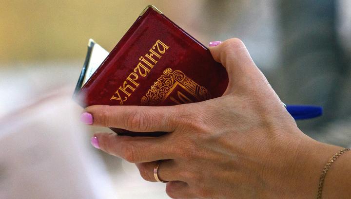 Россия сохранит действие внутренних паспортов граждан Украины после 1 марта
