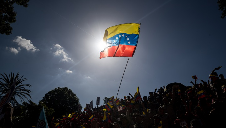 """США ввели санкции против подразделения """"Роснефти"""" из-за Венесуэлы"""