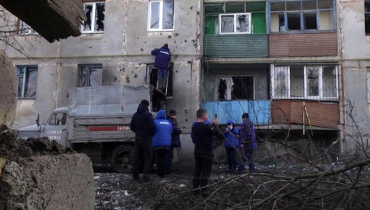 Нарушение перемирия в Донбассе вызвало обеспокоенность в ООН