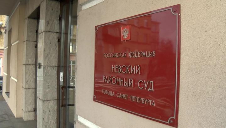 Еще одну жительницу Петербурга госпитализируют через суд