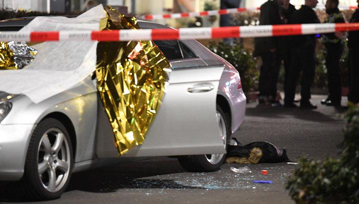 Стрельба в Германии: нападавший был праворадикалом