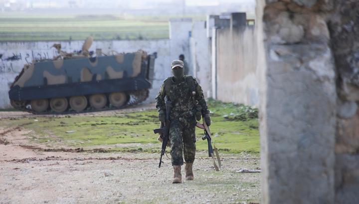 США помогают сирийским боевикам под видом заботы о беженцах