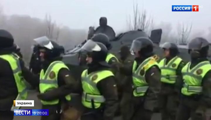 Антивирусный майдан: украинцы хотят отправить эвакуированных из Китая сограждан в Чернобыль