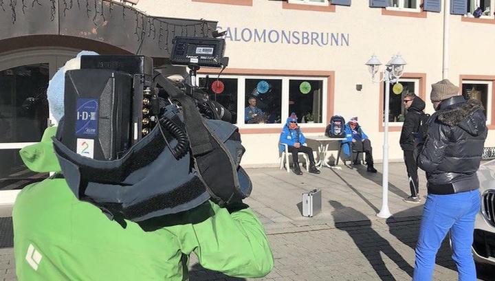 Забрали винтовки и гаджеты: к российским биатлонистам пришли с обысками, пока они спали