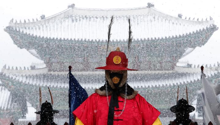 Максимальный уровень угрозы объявлен в Южной Корее из-за коронавируса