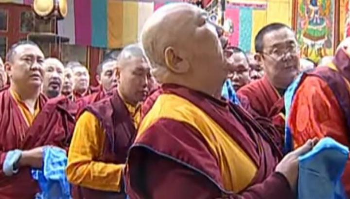 Буддисты России встречают Новый год