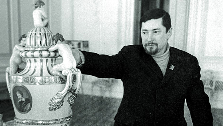 "Умер президент музея-заповедника ""Петергоф"""